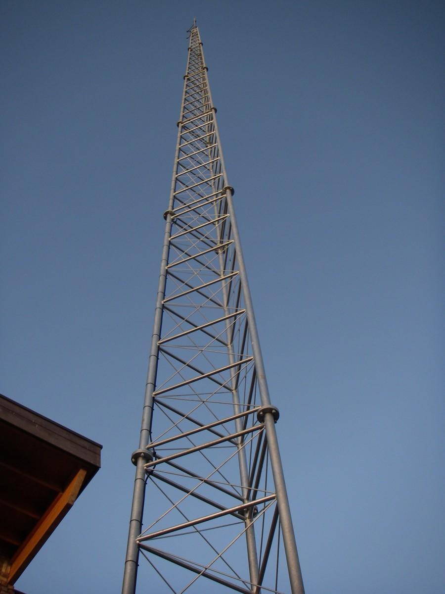 Freestanding Construction Towers Antennebouw Bijzen